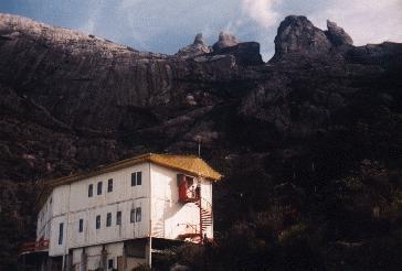Laban Rata Guesthouse