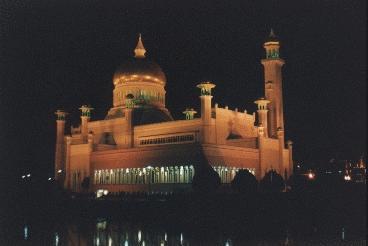 Omar Ali Saifuddien-Moschee