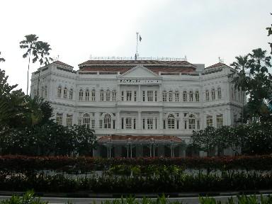 Hotel Raffles in Singapur