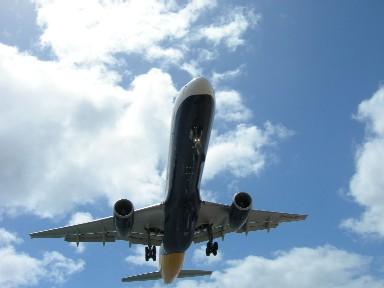 Plane Spotting auf Lanzarote